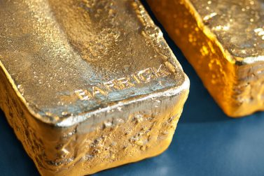 Earnings are up 173.3% at Barrick Gold Corp.