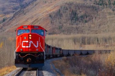 Record grain shipments despite 2020 challenges show Canadian National Railway's strength