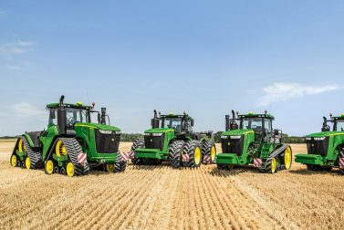 Deere & Co. is well-positioned for long-term trends