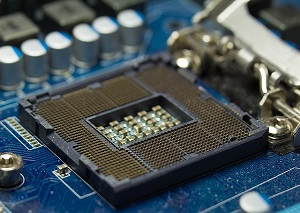 Intel Corp. trades at a 9.6 P/E despite spending heavily for a bright R&D future