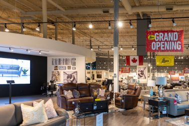 Get 4.6% yield from Leon's Furniture Ltd.'s rising sales