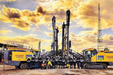 Profits rise 122.6% for Major Drilling Group International Inc.