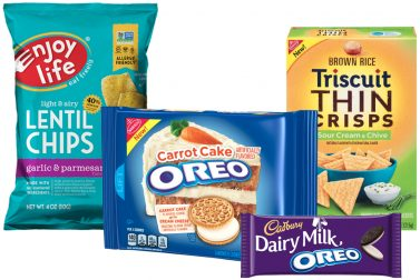 Healthy snacks drive Mondelez International Inc.'s 3.6% earnings rise