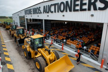 Ritchie Bros.'s online auctions will help reduce COVID-19 impact