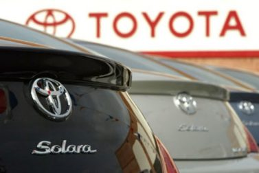 Get a 2.8% yield from Toyota Motor Co. ADRs ready for a rebound