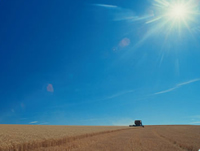 Agrium - Fertilizer Stock image