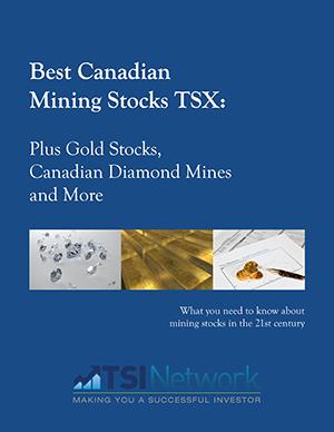 Canadian mining stocks