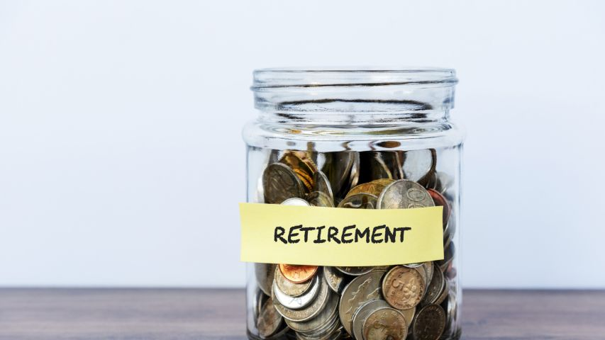 living on dividends in retirement