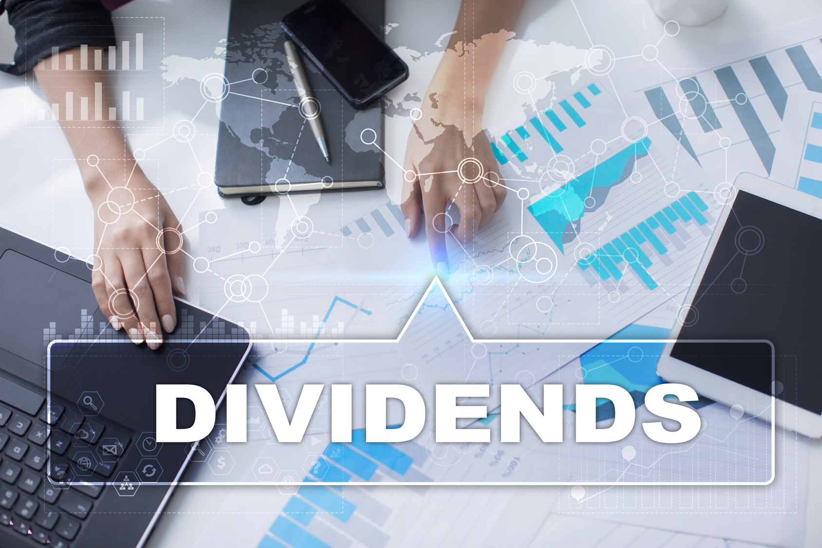 eligible dividends - how to say stock pays dividend