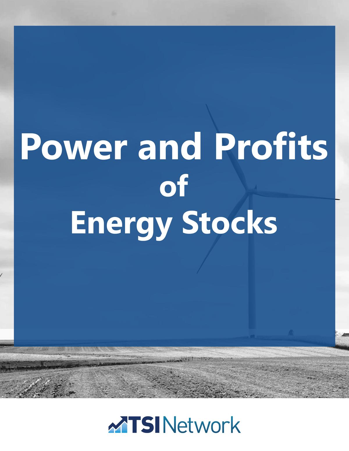 Power and Profits of Energy Stocks