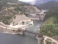 Canadian Dividen Stock Fortis' Waneta Hydro Facility Expansion Project image