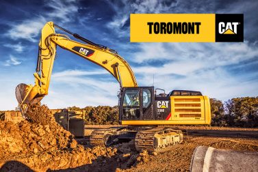 Toromont Industries Ltd. just raised its dividend